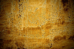 Grunge background. Cracked, damage, dark, decoration Stock Photography