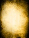 Grunge background. Dark yellow and black textured hot grunge background Royalty Free Stock Photography