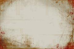Grunge Background. Futuristic grunge illustration Royalty Free Stock Photography