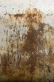 Grunge background. Rusted and scratched metal grunge background Stock Image