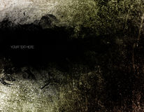 Grunge background. Grunge texture and background for your design Stock Photography