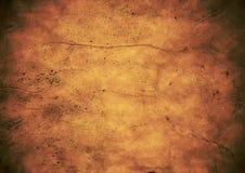Grunge Background. Warm orange textured Grunge background Stock Photography