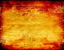Grunge background. Texture of grunge red background Stock Photo