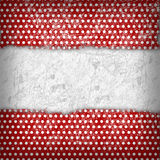 Grunge background. Abstract grunge background with dots royalty free illustration
