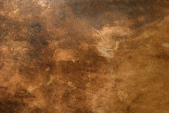 Grunge background. (paper or leather) with some stains Stock Photography