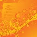 Grunge background, royalty free illustration