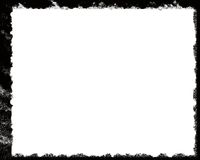 Grunge Background. An illustration of a black and white grunge background Stock Photography