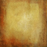 Grunge background. With vintage border Royalty Free Stock Photography