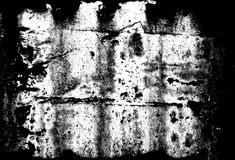 Grunge Background. Grayscaled old rusty panel can be used as a layer to great effect for an interesting look to your designs royalty free illustration