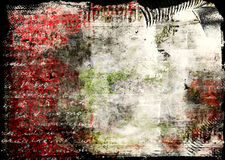Grunge background. Computer designed highly detailed  grunge textured background - collage.  Nice grunge element for your projects Royalty Free Stock Photo