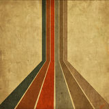 Grunge background. Path of lines with Grunge background Royalty Free Stock Photos