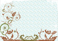 Grunge background. Swirly grunge abstract background or wallpaper vector illustration