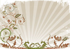 Grunge background. Swirly grunge abstract background or wallpaper royalty free illustration
