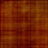 Grunge background. Grunge plaid background in brown colors Stock Photos