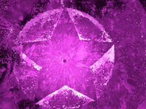 Grunge background. Grunge purple textured background Stock Images