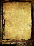 Grunge background. Grunge paper background with framed border Royalty Free Stock Image