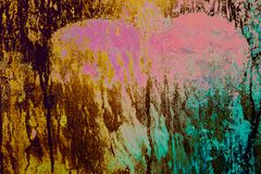 Grunge background abstract color wallpaper for design.  royalty free stock image