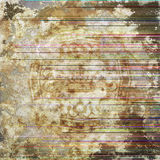 Grunge background. Abstract texture. Royalty Free Stock Photography