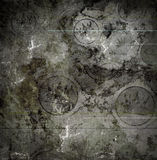 Grunge background. Abstract texture. Stock Photography