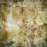 Grunge background. Abstract texture. Royalty Free Stock Images