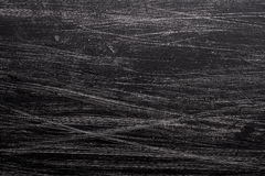 Grunge background with black paint brush Stock Images