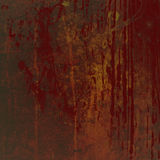 Grunge Background with Blood Stains Royalty Free Stock Photography