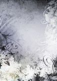 Grunge Background Blue royalty free illustration