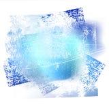 Grunge background 02 blue color 02 Royalty Free Stock Image