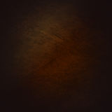 Grunge Background With Brown Gradient Royalty Free Stock Photography