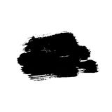 Grunge background brush stroke Royalty Free Illustration