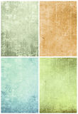 Grunge Background Collection Royalty Free Stock Images