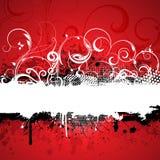Decorative grunge background Stock Photo