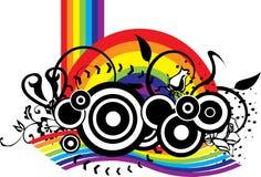 Grunge Background Design Royalty Free Stock Images