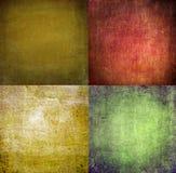 Grunge background and design element. Vibrant grunge background and design element with earthy texture Stock Image