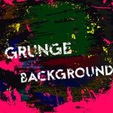 Grunge background. Grunge expressive background for your text. Vector illustration vector illustration
