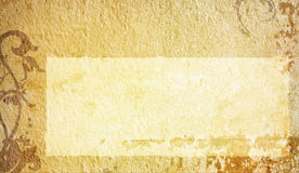Grunge background frame Royalty Free Stock Photos