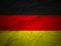 Grunge background Germany flag Royalty Free Stock Image