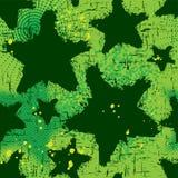 Grunge_background_green_3 免版税库存照片