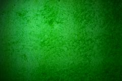 Grunge background of green concrete wall Stock Photo