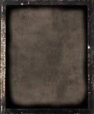 Grunge background with grunge frame Royalty Free Stock Photos