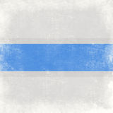 Grunge background. Grungy background blue ribbon on a light background Royalty Free Stock Images