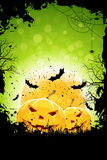 Grunge Background for Halloween Party Stock Photo
