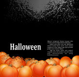 Grunge background for holiday Halloween Royalty Free Stock Photo