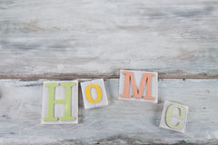 Grunge background  Home Royalty Free Stock Photos