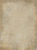 Grunge Background Linen Texture. Grunge background with linen texture and shaded border Stock Photos