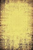 The texture of old yellow paper. Abstract grunge background. Grunge background of old paper for printing on labels, posters, business cards and creating your own Stock Image