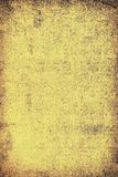 The texture of old yellow paper. Abstract grunge background. Grunge background of old paper for printing on labels, posters, business cards and creating your own Stock Photos