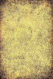 The texture of old yellow paper. Abstract grunge background. Grunge background of old paper for printing on labels, posters, business cards and creating your own Stock Photo