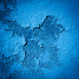 A Grunge Background with Old Peeling Paint Royalty Free Stock Photography
