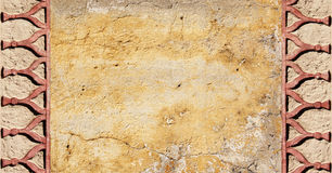 Grunge background with old stucco wall texture Stock Image